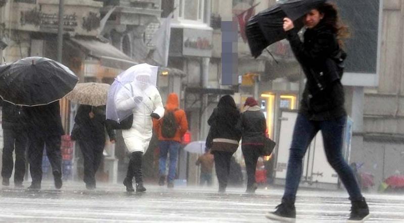 7-8 derece birden soğuyacak! Kar, sulu kar, yağmur… Meteoroloji'den son tahminler