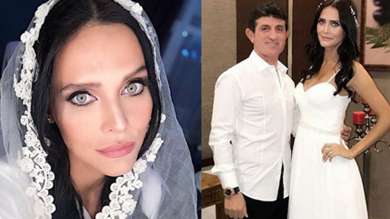 Fatoş Kabasakal, Erkan Kayhan ile evlendi