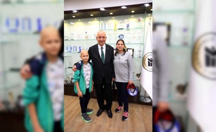 Popescu'nun emaneti Madalin, sağlığına kavuştu