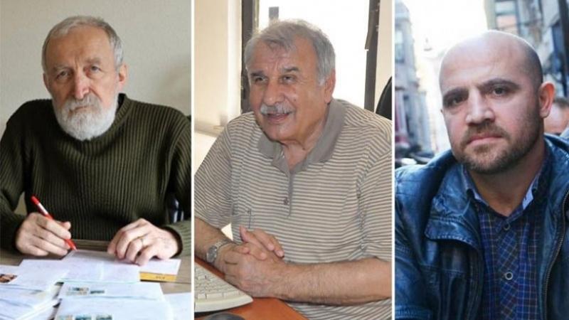 Üç gazeteciye Erdoğana hakaret cezası