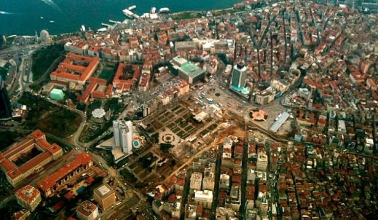 Şehir Planları çöp oldu
