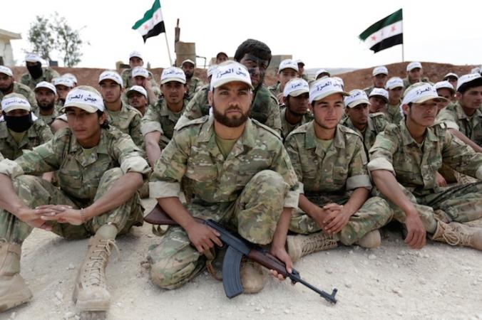 Suriyeli general Afrin için konuştu: Gerekirse güç kullanarak alırız