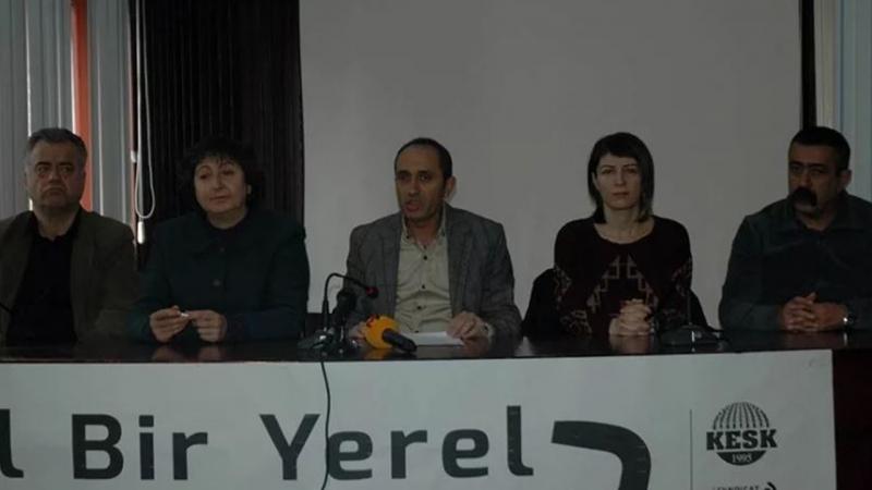 KESK yerel seçim tavrını açıkladı