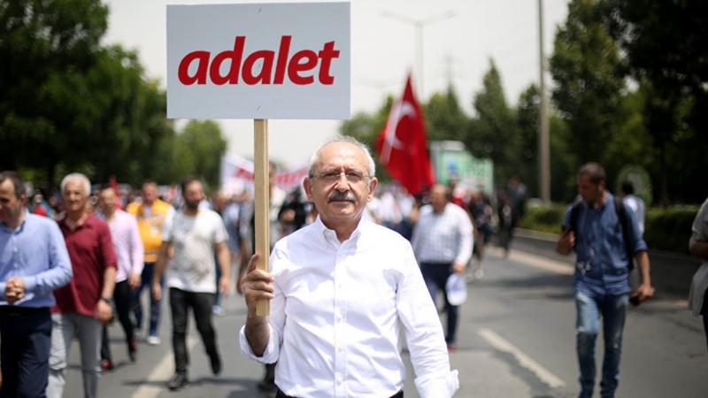 Kılıçdaroğlunun Adalet Yürüyüşüne saldırı girişimi davasında karar