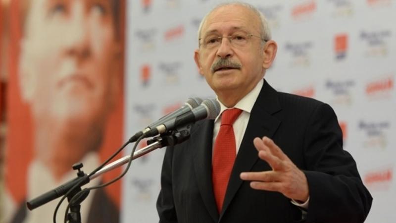 CHP Genel Başkanı Kılıçdaroğlu: İşsizlik Türkiyenin en temel sorunlarından birisidir