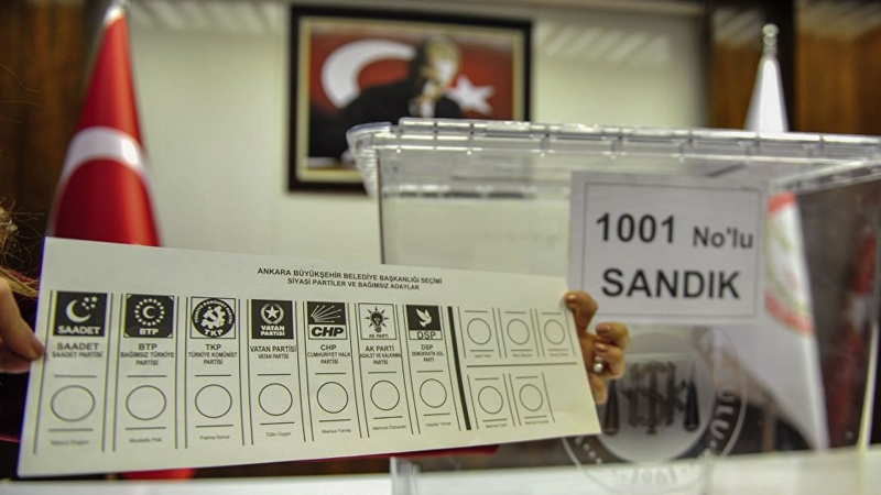 Oy pusulasını PTT taşıyacak