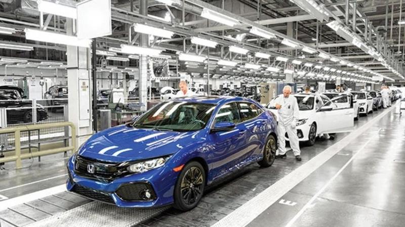 Honda Türkiyede üretime devam etmeme kararı aldı
