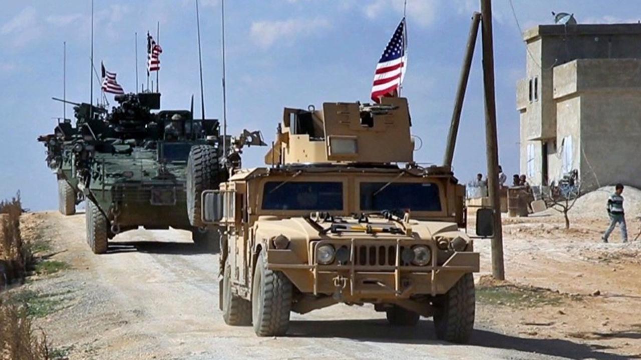 ABD Suriyeden ekipman çekmeye başladı